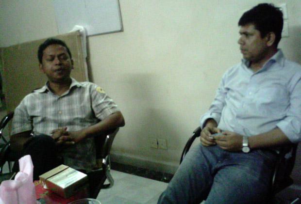 সুমন রহমান ও ইমরুল হাসান