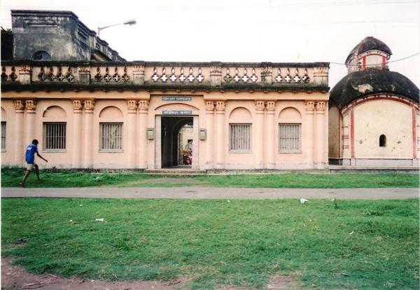 বঙ্কিমচন্দ্রের বাড়ি, কাঁটালপাড়া, নৈহাটি।