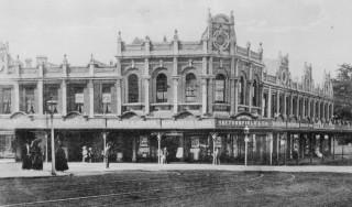 কারাঙ্গাহাপে রোড, ইন ১৯০৯