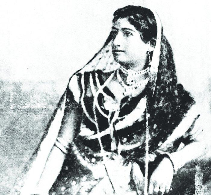 বিনোদিনী দাসী