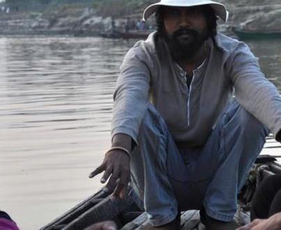 রক মনু, ছবি: মাসুদুল হক