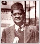 এস. ওয়াজেদ আলী (১৮৯০ - ১৯৫১)। ছবি: গুগুল সার্চ থিকা নেয়া।