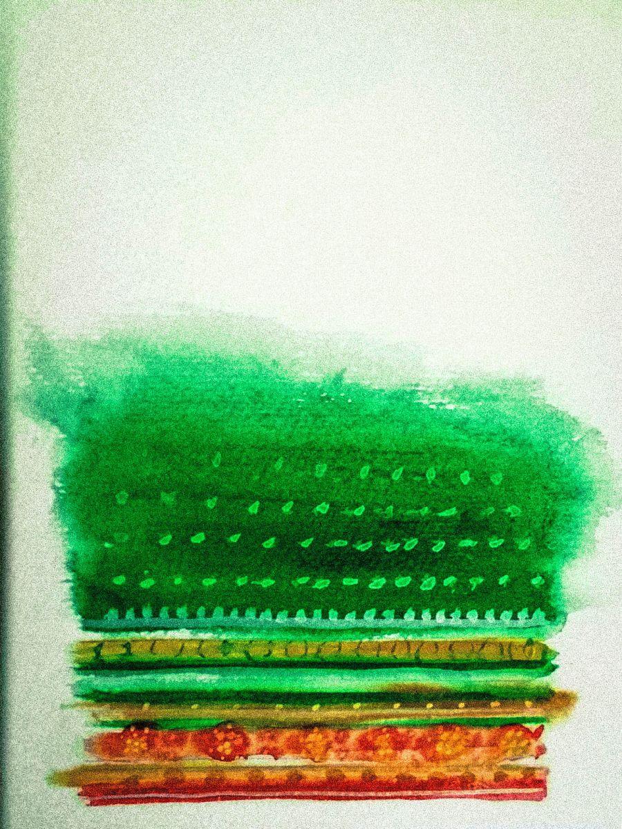 পোৎলোয়। আতিয়া মাইবম-এর আঁকা ছবি।