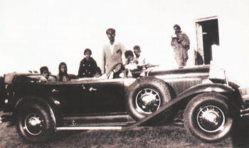 কাজী নজরুল ইসলামের মোটরকার। ছবি: ডেইলি স্টার পত্রিকার অনলাইন ভার্সন থিকা নেয়া।
