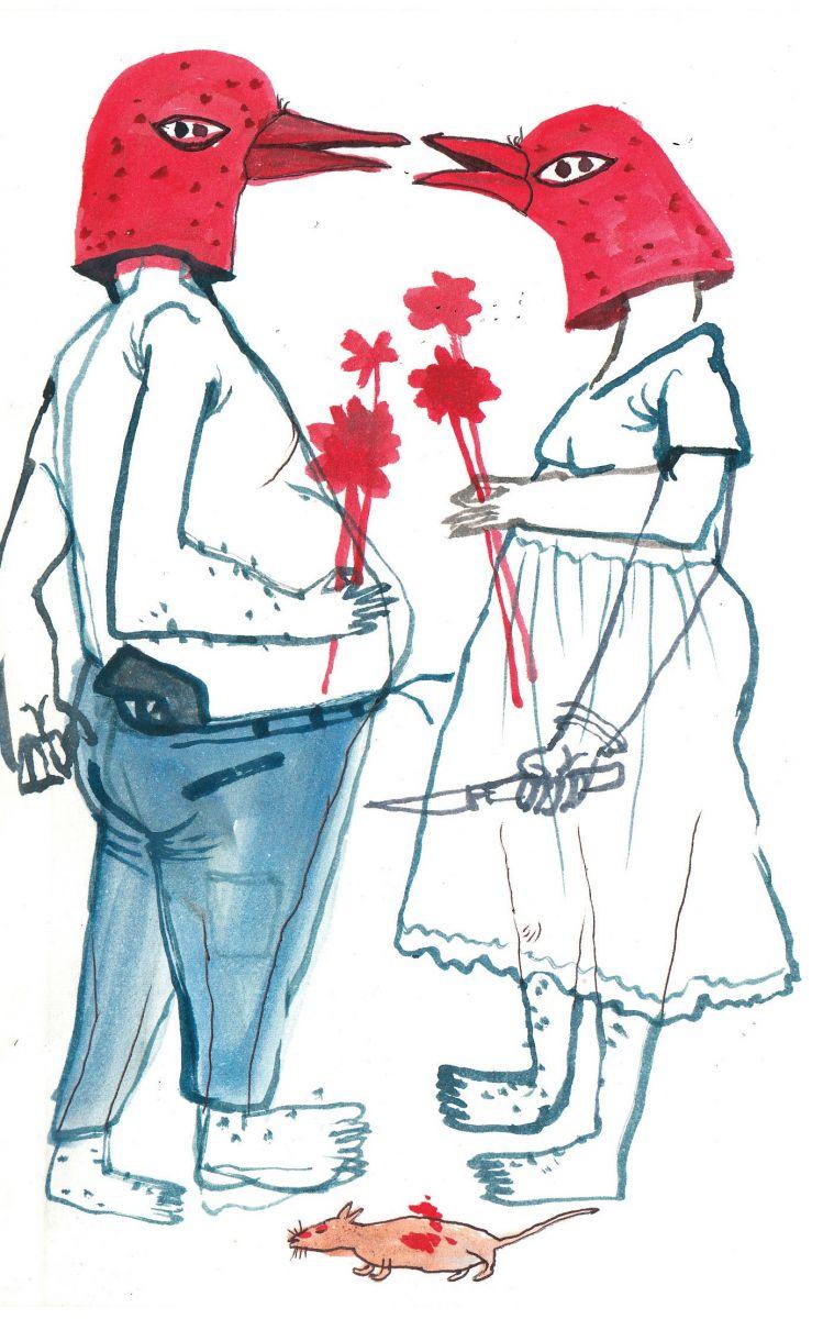 Illustration: Razib Datta