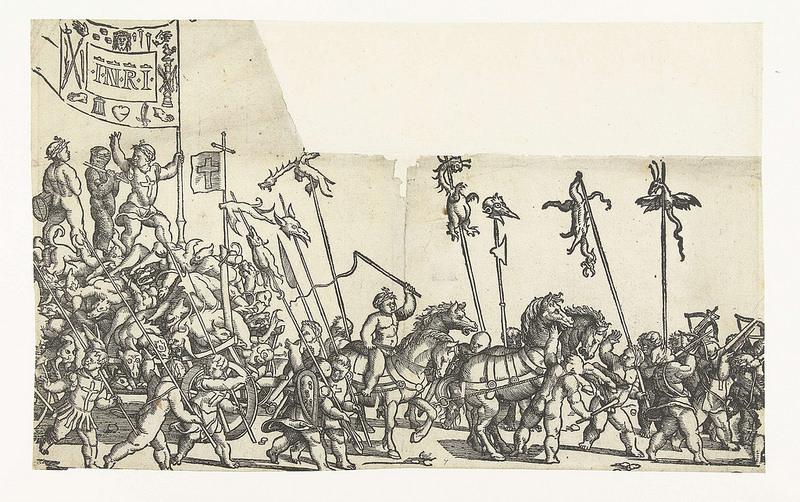 বাচ্চাদের ক্রুসেড, ১৫২২-১৫৩২