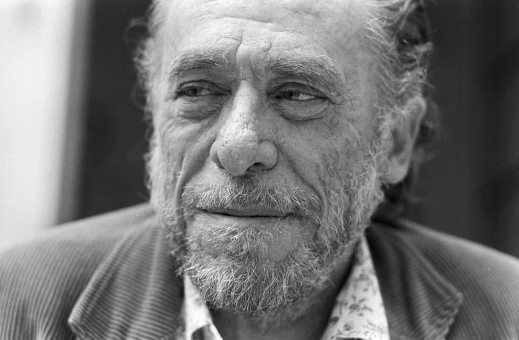 Portraits Of Charles Bukowski  (Photo by JARNOUX Patrick/Paris Match via Getty Images)