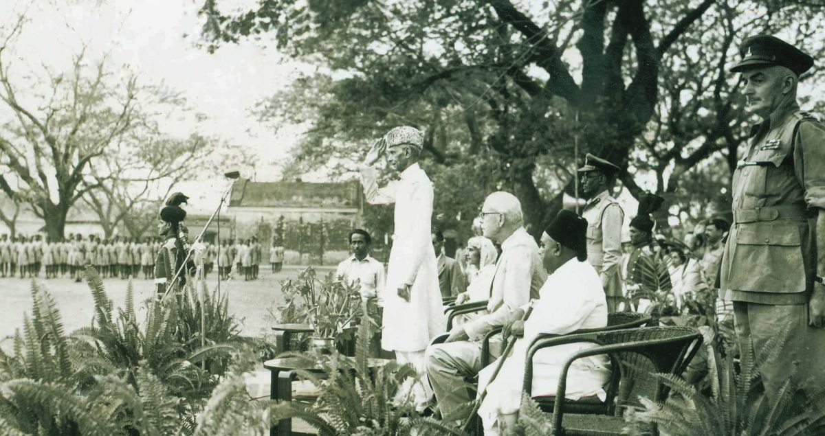 QUAID-I-AZAM Mohammad Ali Jinnah during his last visit to Dhaka, then East Pakistan. It was during this trip at a mammoth public gathering on March 21, 1948 | Photo: PID.